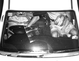 Cảnh sát giao thông Úc dùng camera để phát hiện tài xế dùng điện thoại di động