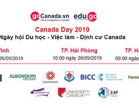 Ngày hội Du học & Định cư Canada chuyên sâu nhất năm 2019