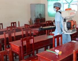 Cà Mau: Hàng chục em học sinh nghi bị viêm đường hô hấp