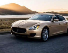 Lỗi đèn pha, Maserati triệu hồi hơn 700 xe