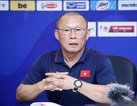 HLV Park Hang Seo bỏ phiếu cho ai ở giải FIFA The Best 2019?