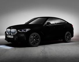 BMW X6 Vantablack - Chiếc X6 đen nhất thế giới