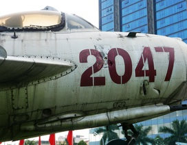 Huyền thoại MIG-17 đối đầu máy bay Mỹ trên bầu trời miền Bắc Việt Nam