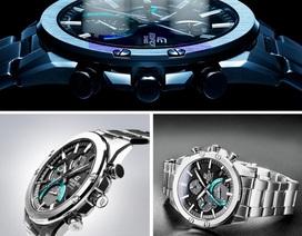 """Casio ra mắt đồng hồ Edifice """"siêu sang"""", hội tụ công nghệ tân tiến"""