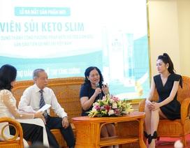 Phương pháp Keto được ứng dụng trong sản xuất viên sủi hỗ trợ giảm cân