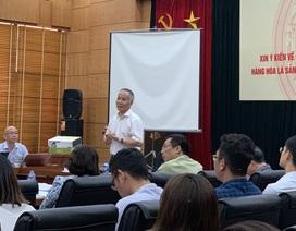 """Dự thảo thông tư hàng """"Made in Vietnam"""": Bộ Tư pháp vạch bất cập lớn"""