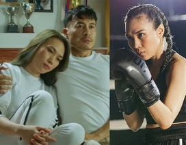 Mỹ Tâm khác lạ trong hình ảnh nữ võ sĩ