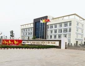 Bắc Giang: Doanh nghiệp Trung Quốc gây ô nhiễm khiến cử tri bức xúc đã bị phạt hay chưa?