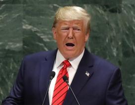 """Tổng thống Trump """"tố"""" Iran giữa Liên Hợp Quốc"""