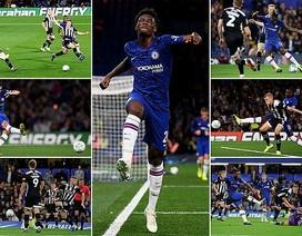 """Chelsea trút """"cơn mưa bàn thắng"""" vào đối thủ hạng Ba"""