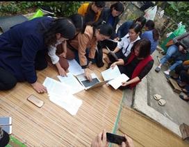 Hàng trăm giáo viên hợp đồng Sóc Sơn kiến nghị tới Bộ trưởng Bộ Nội vụ