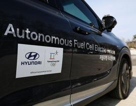 """Hyundai đầu tư """"tỉ đô"""" cho xe tự lái"""