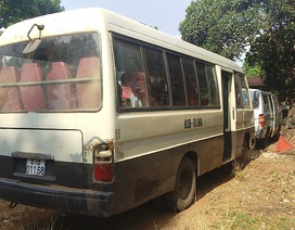 Phát hiện nhiều sai phạm trong hoạt động xe chở học sinh