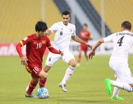 U23 Việt Nam và 10 năm đáng buồn trước các đối thủ bảng D