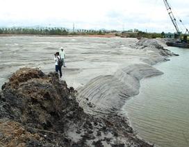 Khước từ đề xuất đổ 300.000m3 bùn ra biển Quy Nhơn