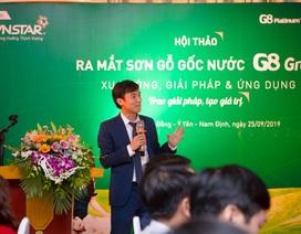 Lễ ra mắt sơn gỗ gốc nước G8 Green: Xu hướng, giải pháp và ứng dụng