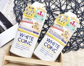 Sữa tắm White Conc Review từ A đến Z cho mọi cô nàng