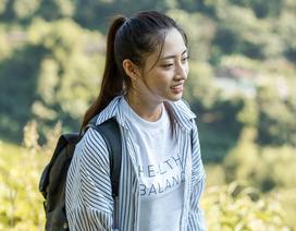"""Hoa hậu Lương Thùy Linh nói gì khi bị chê """"nhạt nhòa"""" sau đăng quang?"""
