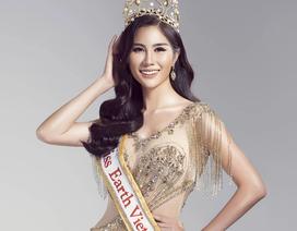 Á Hậu Hoàng Hạnh chính thức đại diện Việt Nam thi Hoa hậu Trái Đất 2019