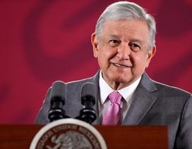"""Tổng thống Mexico """"gạ bán"""" chuyên cơ cho ông Trump"""
