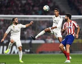 Hòa Atletico, Real Madrid giữ vững ngôi đầu bảng La Liga