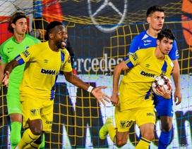 Bị dẫn trước 3 bàn, đội bóng của Công Phượng vẫn cầm hòa khó tin