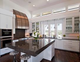 Gợi ý cách lựa chọn vật liệu phù hợp nhất cho mặt bếp nhà bạn