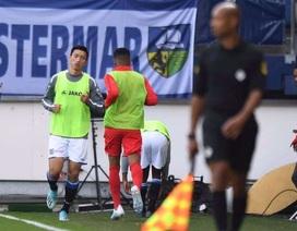 Văn Hậu thi đấu cho đội trẻ Heerenveen trước ngày về Việt Nam