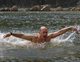 Lý do Tổng thống Putin không hút thuốc