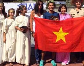 Vận động viên Việt Nam hoàn thành giải siêu Marathon dài 246,8km