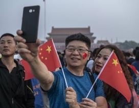 Trung Quốc duyệt binh lớn chưa từng có mừng 70 năm Quốc khánh