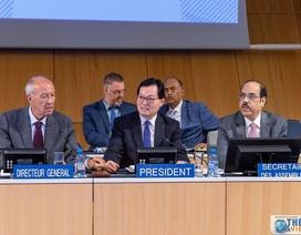 Quốc tế đánh giá cao vai trò của Việt Nam trên cương vị Chủ tịch Đại hội đồng WIPO