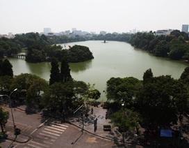Không gian hồ Gươm, phố cổ Hà Nội lên kế hoạch cấm xe hoàn toàn
