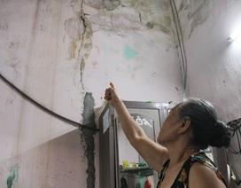 """Đà Nẵng: Những chung cư """"chờ sập"""" giữa lòng thành phố"""