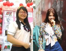 Bị chê không đủ tiêu chuẩn, cô gái giảm cân và giành quán quân cuộc thi MC