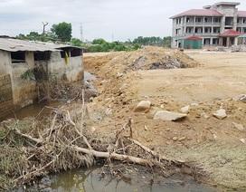 Bộ Chỉ huy Quân sự tỉnh Thừa Thiên Huế nói gì khi thi công gây ngập lụt đường sắt Bắc Nam?