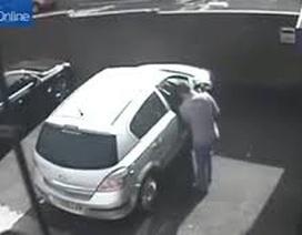 Bắt nhanh đối tượng trộm cắp ô tô cùng nhiều tài sản trên xe
