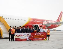 Phi đội máy bay mới, thân thiện hàng đầu thế giới