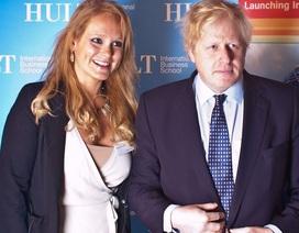 Thủ tướng Anh bị nghi có quan hệ tình ái ngoài luồng với nữ doanh nhân Mỹ