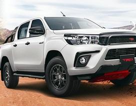 Toyota Hilux có thêm phiên bản Rally Edition, mơ cạnh tranh cùng Ranger Raptor
