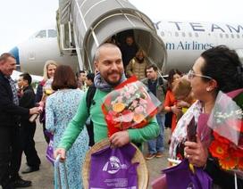 Huế tưng bừng chào đón du khách đường hàng không năm 2019