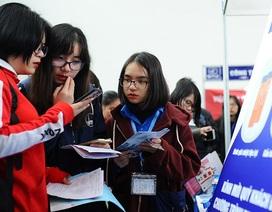 Gần 1000 việc làm trong ngày hội tuyển dụng ở ĐHQG Hà Nội