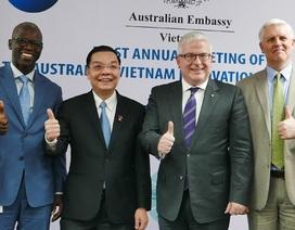 Australia hỗ trợ Việt Nam 10 triệu AUD thúc đẩy đổi mới sáng tạo