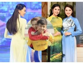 """Hoa hậu Ngọc Hân nói gì về """"bạn gái tin đồn"""" của cầu thủ Phan Văn Đức?"""
