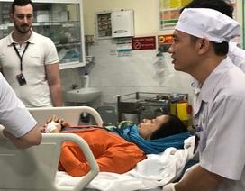 3 người Việt bị đánh bom ở Ai Cập về nước điều trị