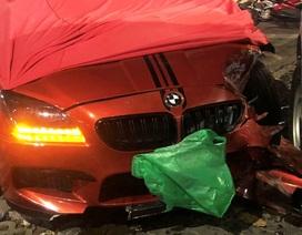 """Lái xe BMW 7 tỷ """"làm loạn"""" trên phố khai gì với công an?"""