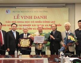 Nhân tài Đất Việt 2018: Trao giải Nhất 200 triệu đồng cho nhóm tác giả trong lĩnh vực Môi trường