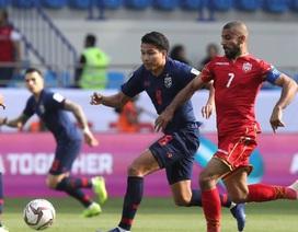 Thái Lan giành 3 điểm trước Bahrain: Sự hồi sinh đúng lúc