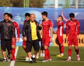 """HLV Park Hang Seo: """"Đội tuyển Việt Nam sẽ có kết quả tốt nhất trước Iran"""""""