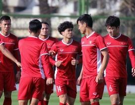Thầy Park và toan tính về vị trí của Xuân Trường trước trận gặp Iran